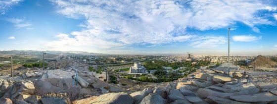 تور مجازی پارک کوهسنگی مشهد