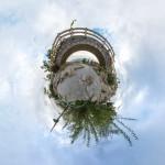نمای سیاره کوچک پل - پارک کوهسنگی