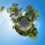 نمای سیاره کوچک - پارک کوهسنگی