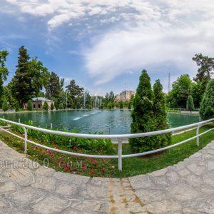 پانوراما - تور مجازی - بوستان وکیل آباد