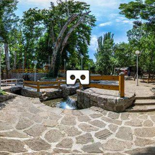 تور مجازی زنده بوستان وکیل آباد