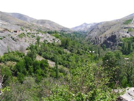 روستای ییلاقی جاغرق